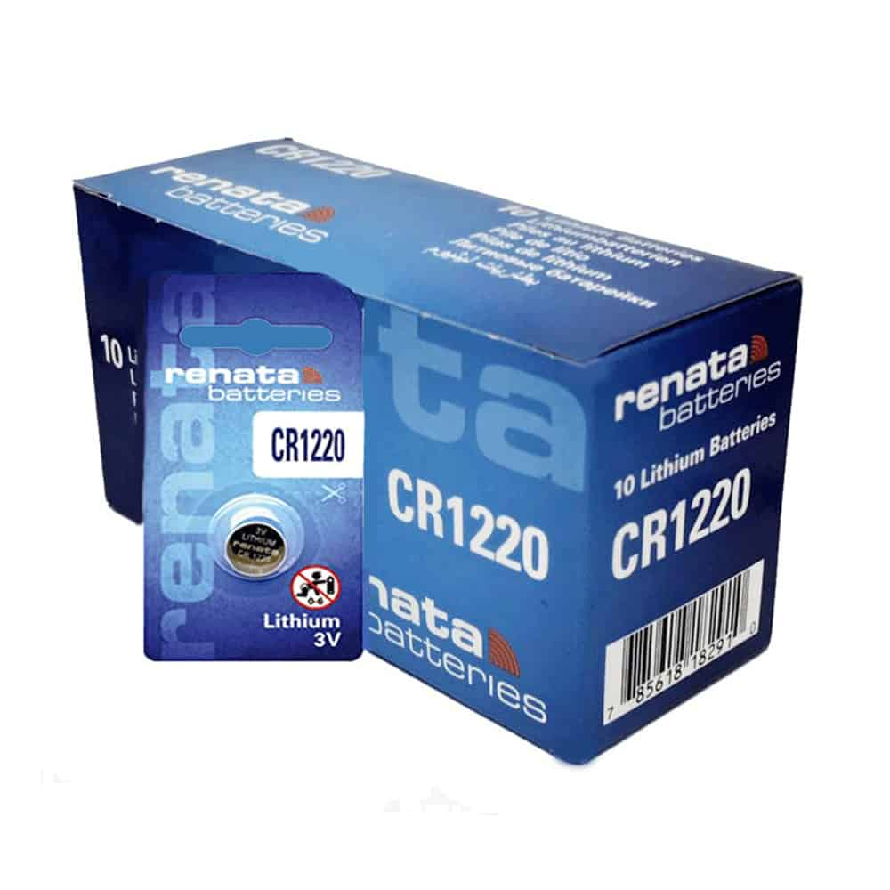 Renata CR1220 Box Set