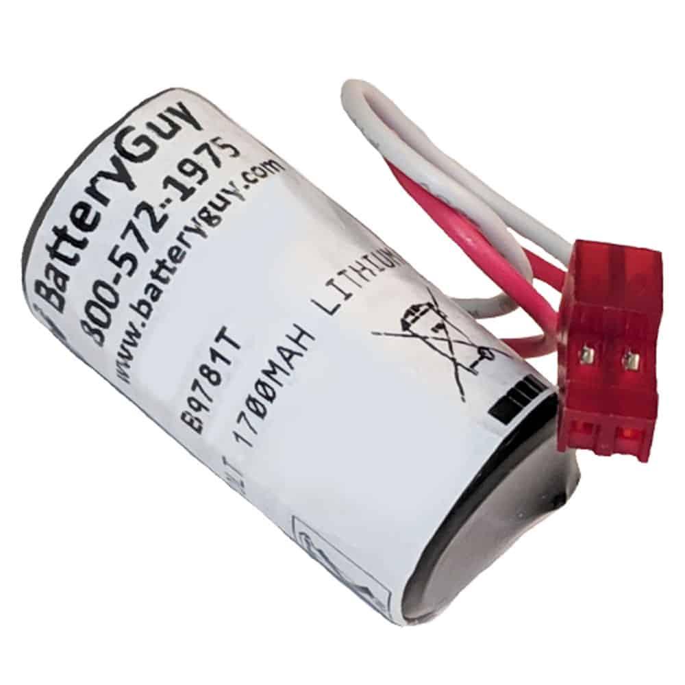 B9781T PLC Lithium Battery 3v 1700mah