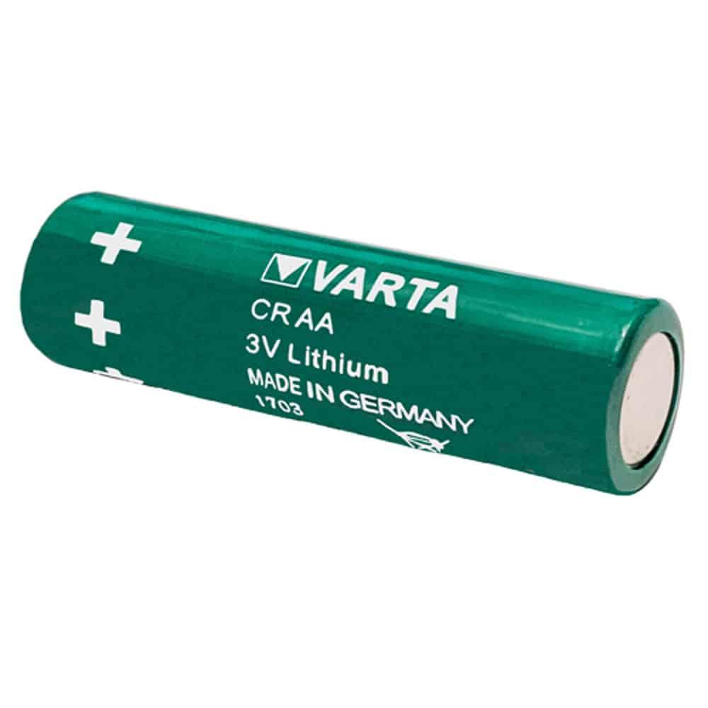 CRAA Lithium Battery 3.0v 2000mAh