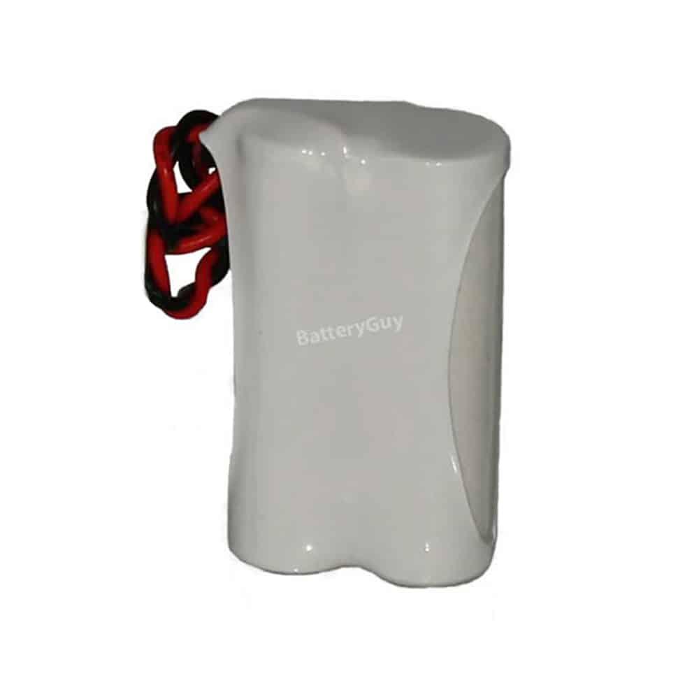 Nickel Cadmium Battery 2.4v 900mah | BGN800-2DWP (Rechargeable)