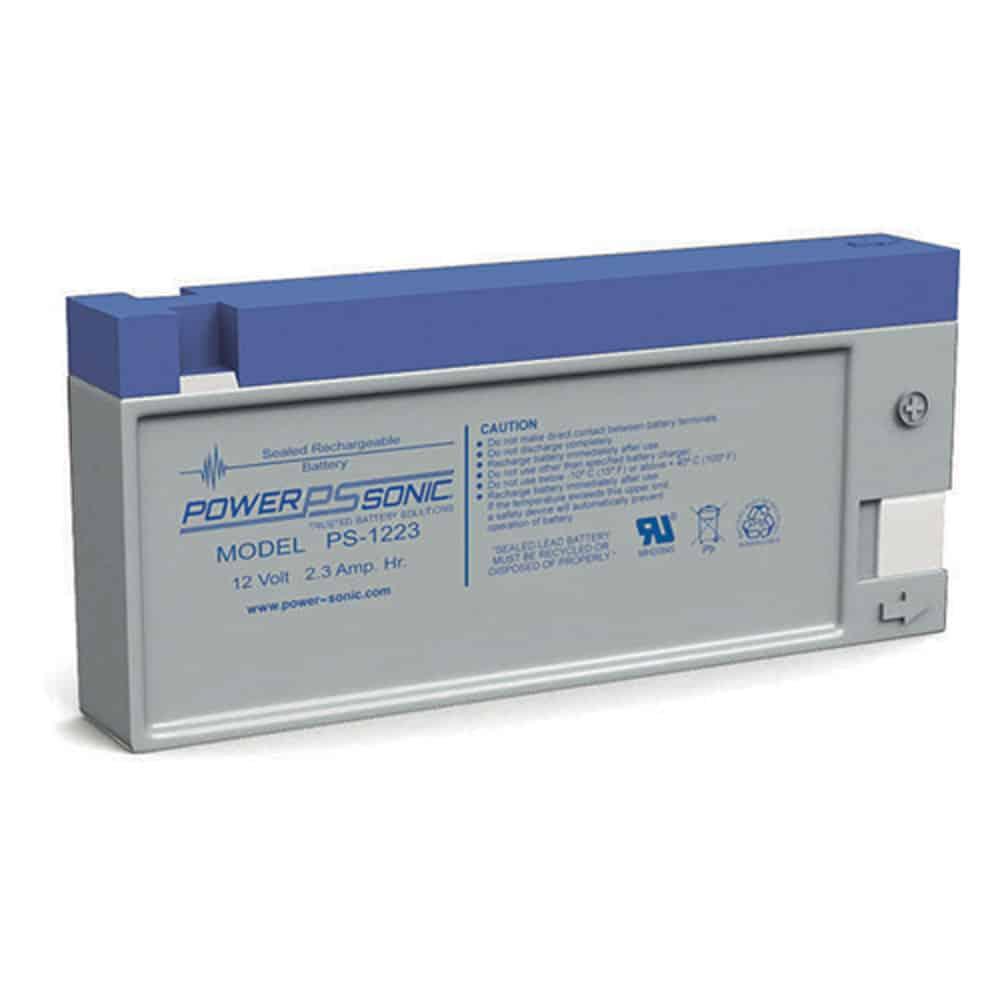 Power-Sonic PS-1223 | Rechargeable SLA Battery 12v 2.3ah