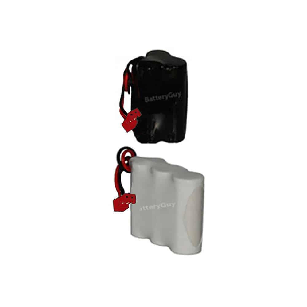 Nickel Cadmium Battery 3.6v 900mah | BGN800-3GWP-41REC or BGN800-3DWP-41REC (Rechargeable)