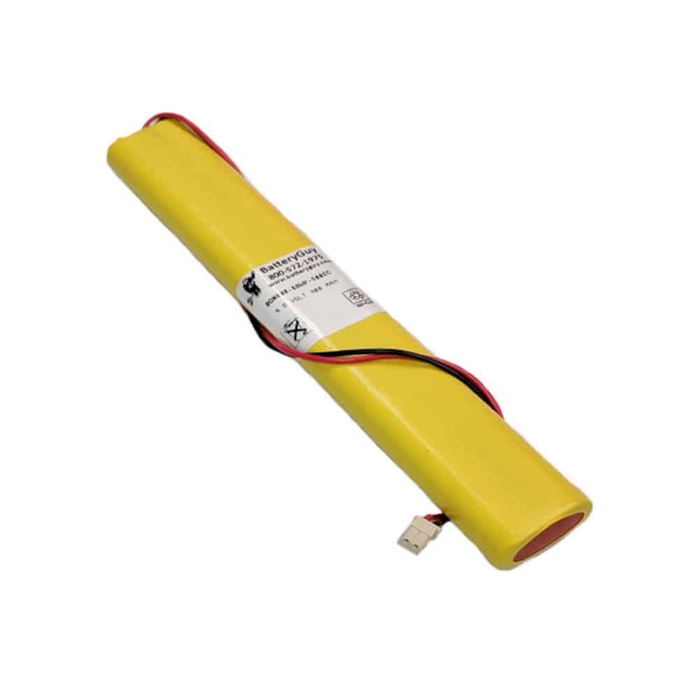 Nickel Cadmium Battery 9.6v 900mah | BGN800-8BWP-500EC (Rechargeable)