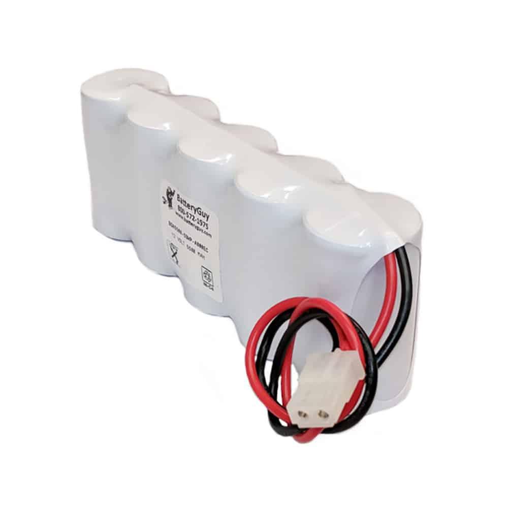 Nickel Cadmium Battery 6v 5500mah | BGN5500-5DWP-A800EC (Rechargeable)
